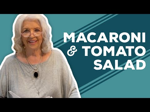 quarantine-cooking:-macaroni-&-tomato-salad-recipe