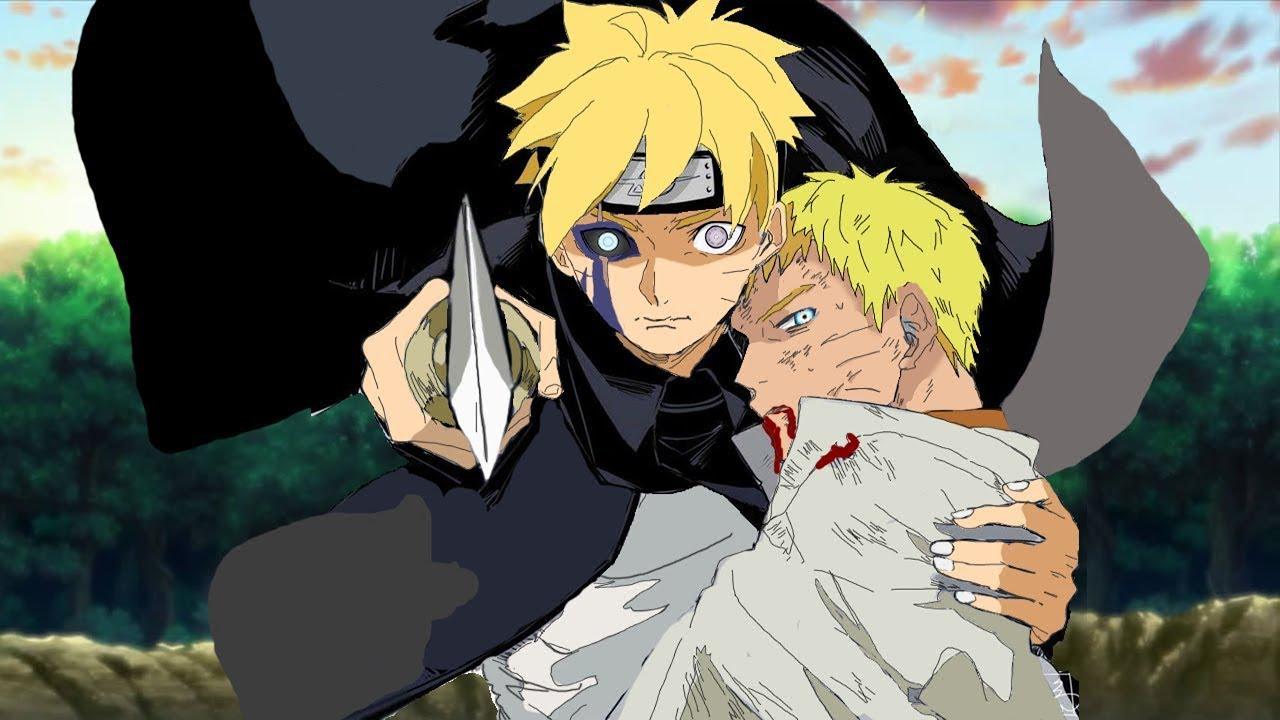 Naruto  Leffroyable Mort De Naruto  Boruto - Youtube-1844