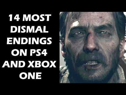 14 Most Dismal Endings On PS4 And Xbox One