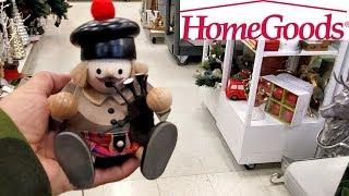 Homegoods * christmas decor home decor * shop with me 2019