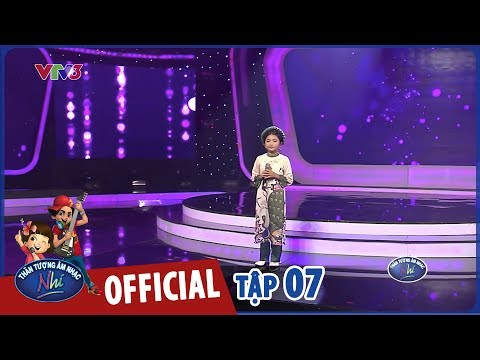 VIETNAM IDOL KIDS 2017 - TẬP 7 - GALA 2 - FULL HD