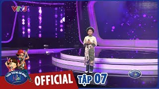 VietNam Idol Kids : Thần Tượng Âm Nhạc Nhí 2017 Tập 7 Full HD
