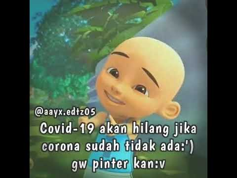 Kumpulan Ccp Teks Upin Ipin Keren Sad Part 1 Youtube
