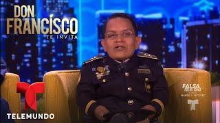 El policía más pequeño de Guatemala   Don Francisco Te Invita   Entretenimiento