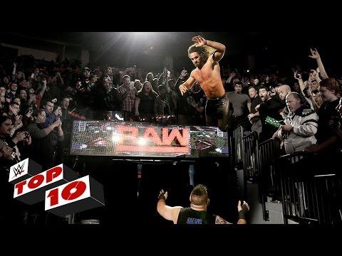 Top 10 Raw Moments: WWE Top 10, Nov. 21, 2016