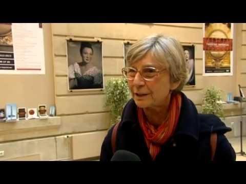 Culturebox - France 3 - Nov 2012 - Reportage 11e Festival du film de Compiègne