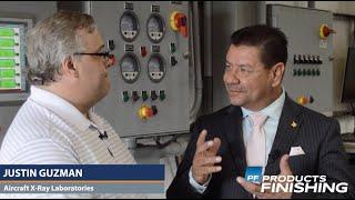 Aircraft X-Ray Laboratories Brings Hi-Tech to the Plating Shop
