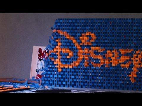 155,555 Dominoes - Comics and Cartoons - CDT 2011 (HD)
