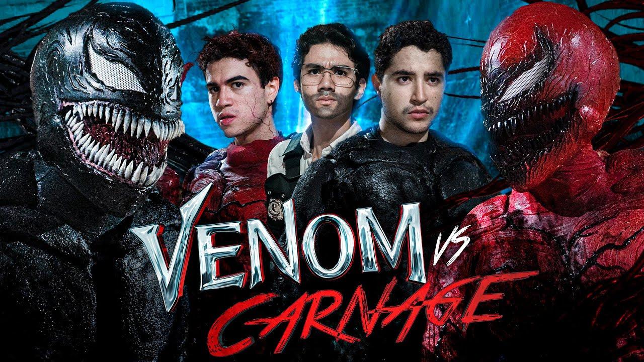 Download VENOM VS CARNAGE EN LA VIDA REAL! - PELICULA (PARODIA) - Changovisión