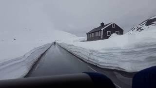 Winterwonderland im Geirangerfjord
