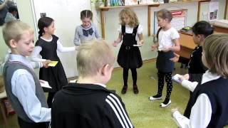Использование подвижной игры в обучении.