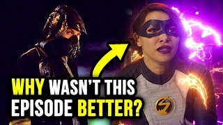 Why Can't The Flash Get THIS Right? - The Flash 5x14 Review