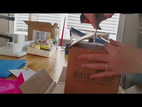 Soap Supply Mini-Hauls (Nurture Soap, Nature's Garden, & Adorella/Etsy)