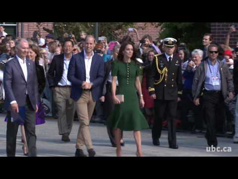 2016 Royal Visit to UBC Okanagan