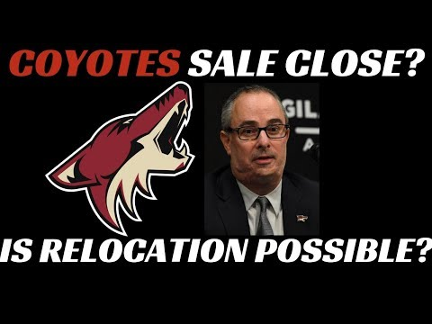 Arizona Coyotes Sale Close? Is NHL Relocation Possible?