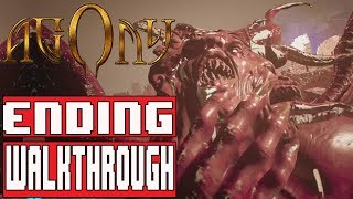 AGONY Gameplay Walkthrough Part 3 ENDING (PC HD) - No Commentary