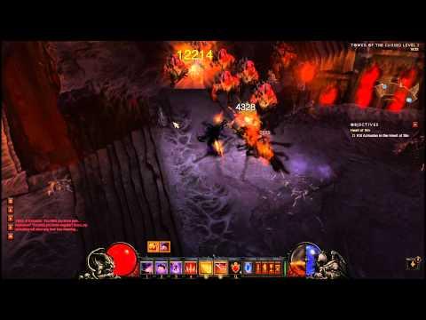 Diablo III - Crispy Critters [Achievement Guide]