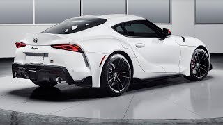 Toyota Supra 2020 - The Best Extreme Sports Car?