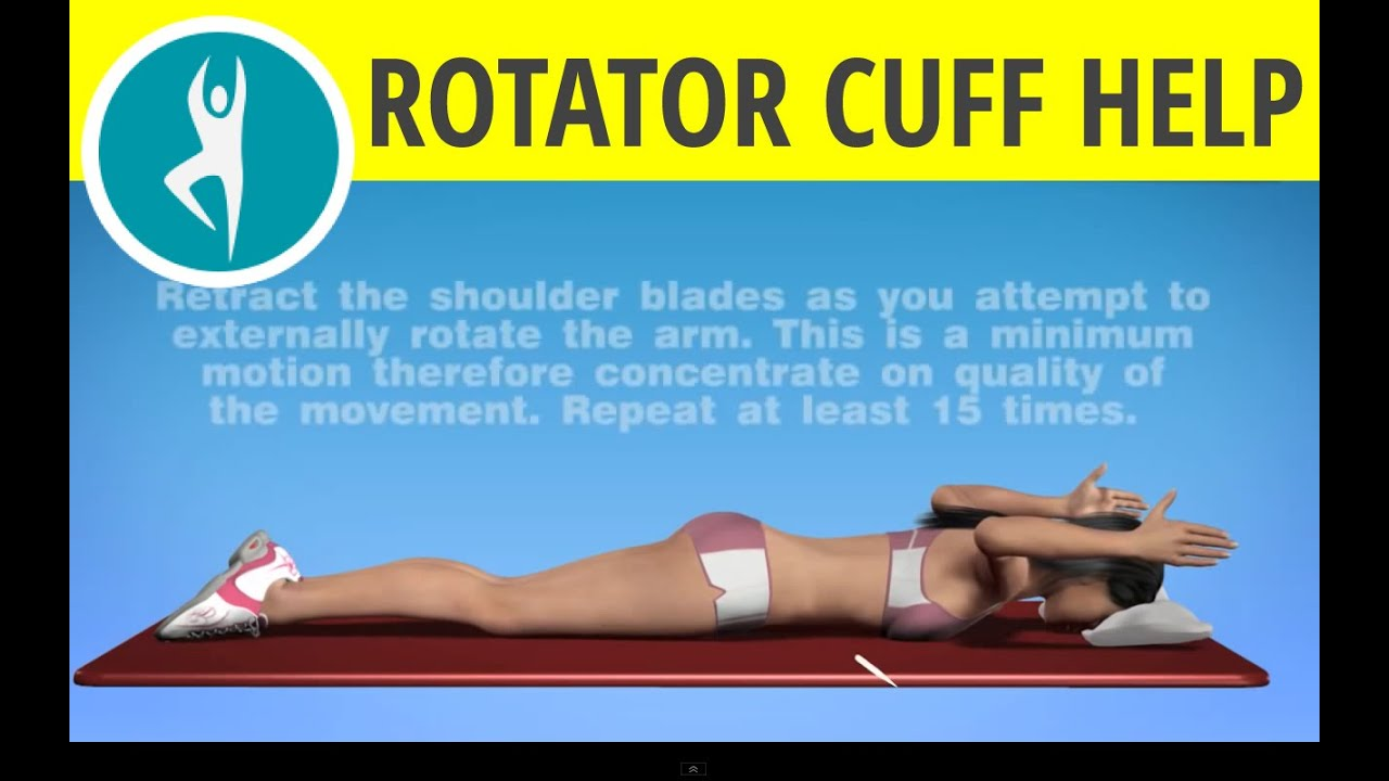 rotator cuff rehabilitation exercises pdf