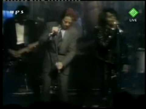 "James Brown & Robert Palmer ""I Feel Good"""