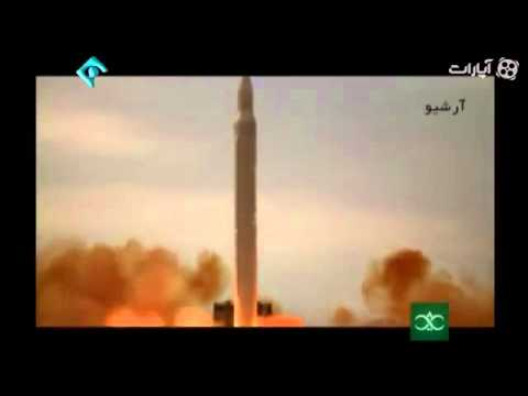 iran ICBM Intercontinental Ballistic Missiles qiam with pin-point accuracy