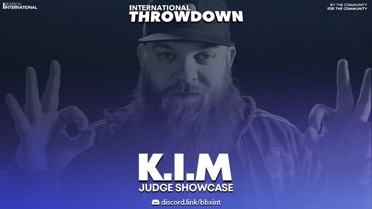 K.I.M. 🇫🇷 | Judge Showcase | International Throwdown