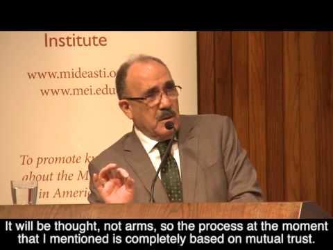 Keynote Address: Deputy Prime Minister of Turkey, Besir Atalay with subtitles