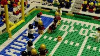 Video NFL Super Bowl XLVII: Baltimore Ravens vs. San Francisco 49ers | Lego Game Highlights download MP3, 3GP, MP4, WEBM, AVI, FLV Oktober 2017