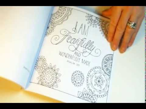 The Coloring Cafe Bible Blessings To Color