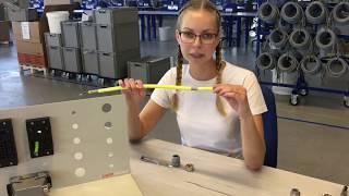LAPP VÍ JAK: Připojit stíněný kabel do průchodky