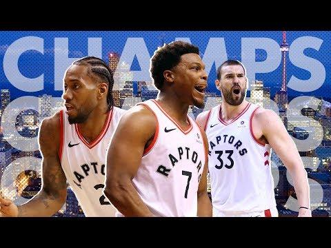 Toronto Raptors dethrone depleted Golden State Warriors squad for first NBA title