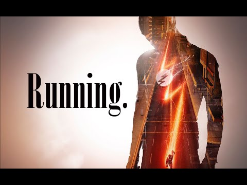 The Flash ⚡ Running