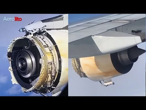 Sobre o estranho caso do motor do A380 da Air France #LiveRemix