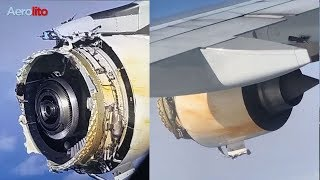 Sobre o estranho caso do motor do A380 da Air France #LiveRemix