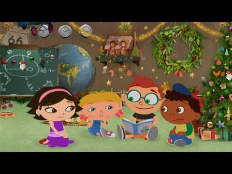 The Christmas Wish.Little Einsteins The Christmas Wish