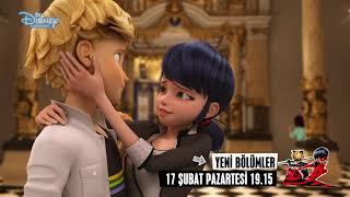 Mucize: Uğur Böceği İle Kara Kedi'nin Yeni Bölümleri 17 Şubat'ta Disney Channel'da
