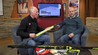 The new XC ski that is changing everything!