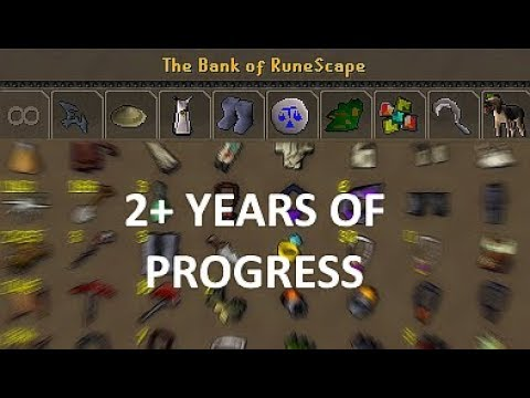 Ironman Bank Video With 2+ Years of Progress
