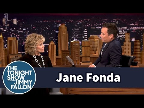 Jane Fonda Is Huge Hip