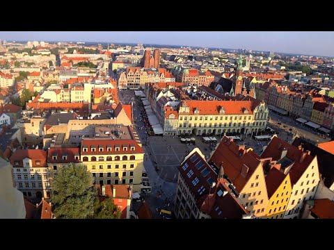 Релакс в Польше Wroclaw Вроцлав