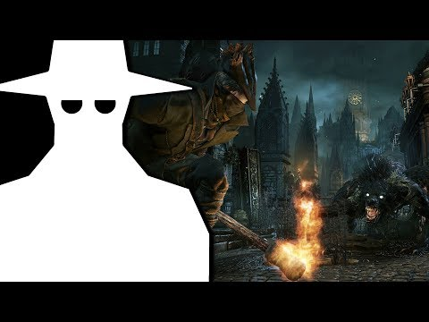 Lets Play Bloodborne! Part 14 - Prepare To Roll