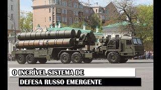 Militar News #73 – O Incrível Sistema De Defesa Russo Emergente