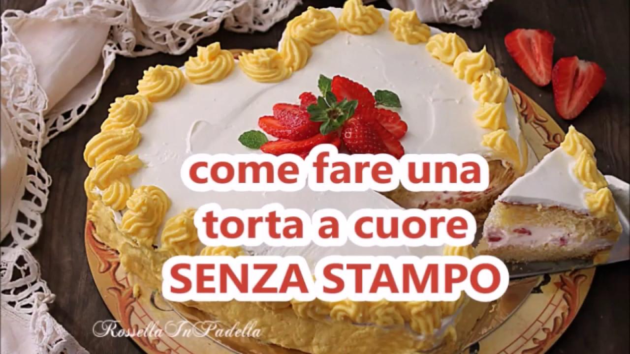Rossella In Padella Idea Furba Torta Per La Festa Della Mamma A