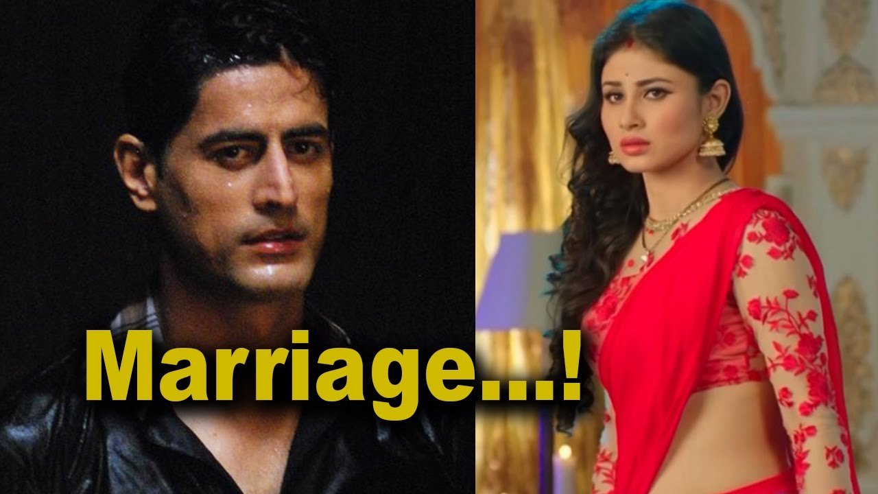Mohit Raina Confirmed about his marriage with Mouni Roy