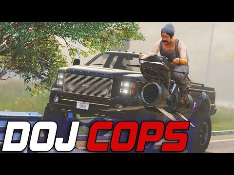 Dept. of Justice Cops #700 - Major Discrepancies