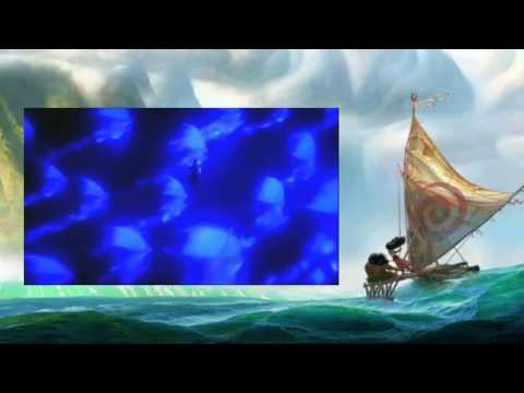 Moana/Vaiana - I am Moana (Italian soundtrack version)