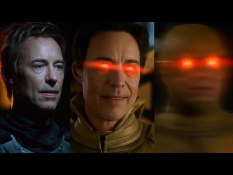 REVERSE FLASH Season 5 ALL SCENES | Every Appearance Of Eobard Thawne Season 5 | The Flash Season 5
