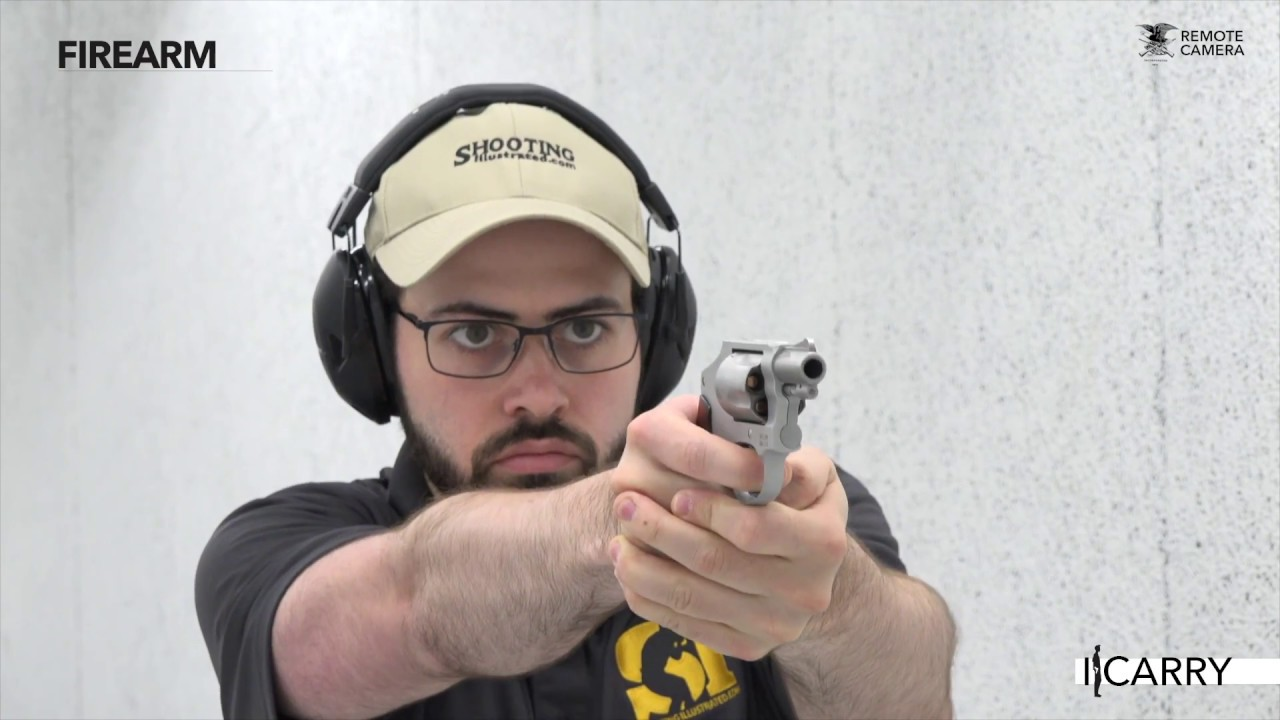 I Carry: Smith & Wesson Model 642 Revolver in a Blackhawk Holster