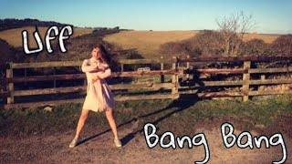 UFF| BANG BANG| BOLLYWOOD DANCE | KATRINA KAIF|HRITHIK ROSHAN| BOLLY GARAGE