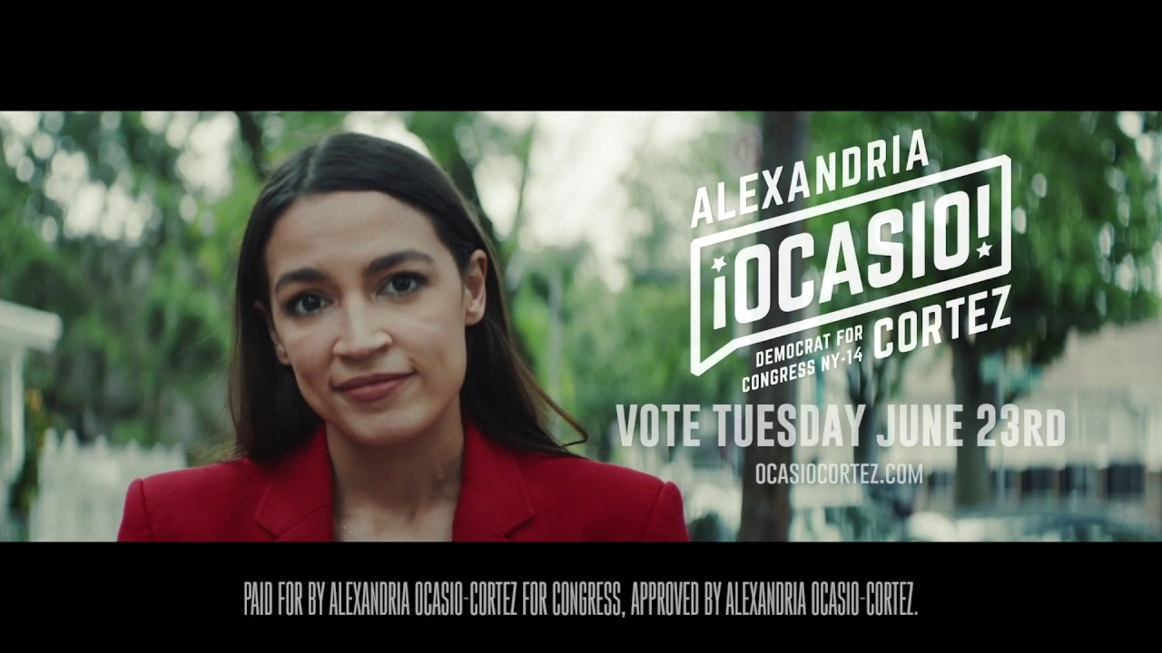 A Better World is Possible | Full Video | Alexandria Ocasio-Cortez